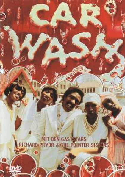 German DVDs - Car Wash