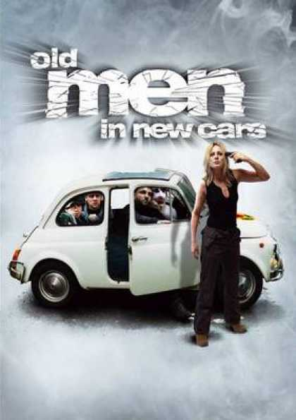 German DVDs - Old Men In New Cars