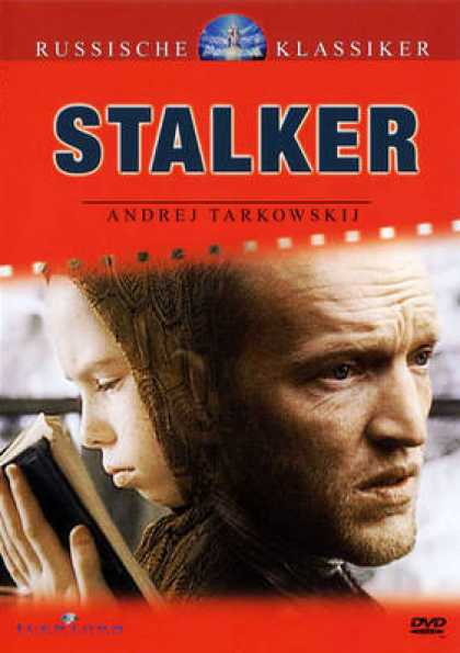 German DVDs - Stalker