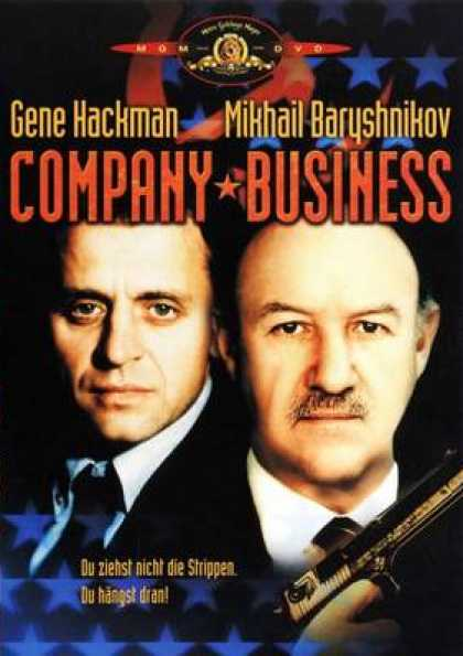 German DVDs - Company Business