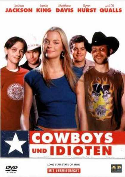 German DVDs - Cowboys And Idiots