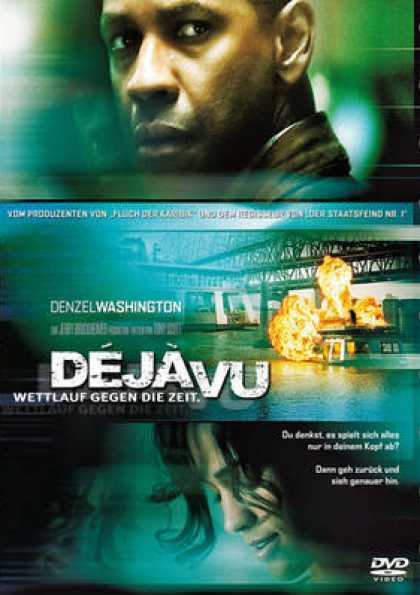 German DVDs - Deja Vu