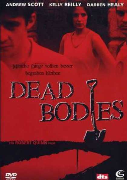 German DVDs - Dead Bodies