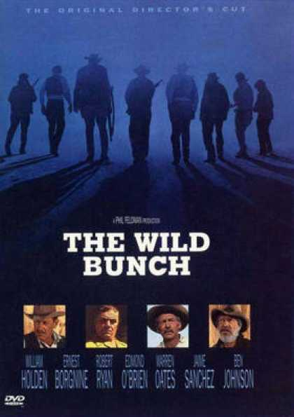German DVDs - The Wild Bunch