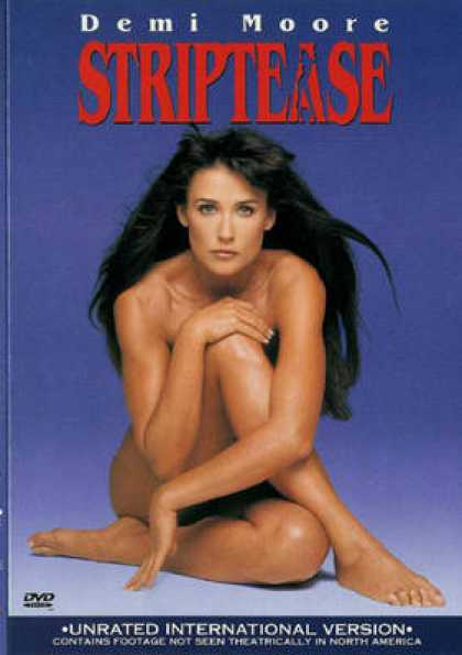 German DVDs - Striptease