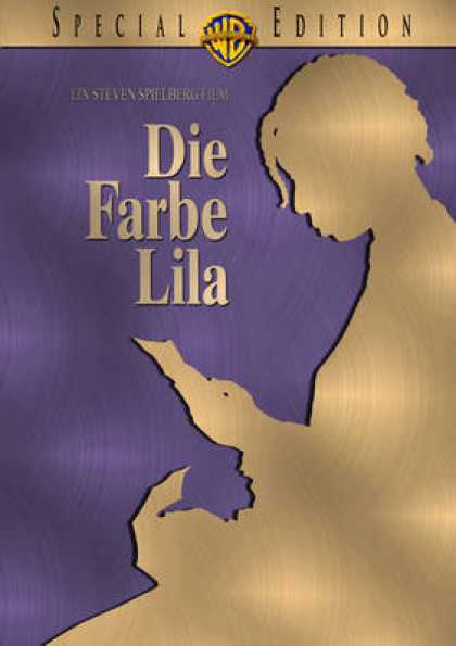 German DVDs - The Colour Purple