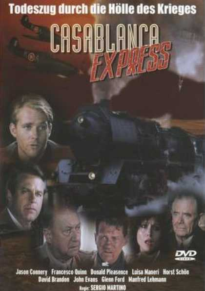 German DVDs - Casablanca Express