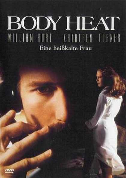 German DVDs - Body Heat