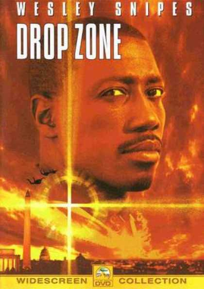 German DVDs - Drop Zone