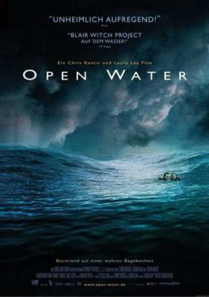 German DVDs - Open Water