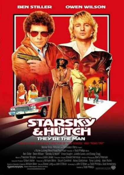 German DVDs - Starsky And Hutch