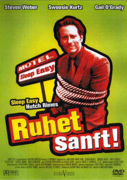 German DVDs - Sleep Easy Hutch Rimes