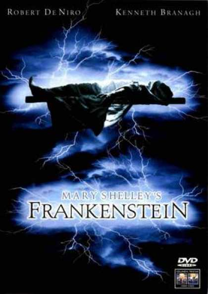 German DVDs - Mary Shelleys Frankenstein