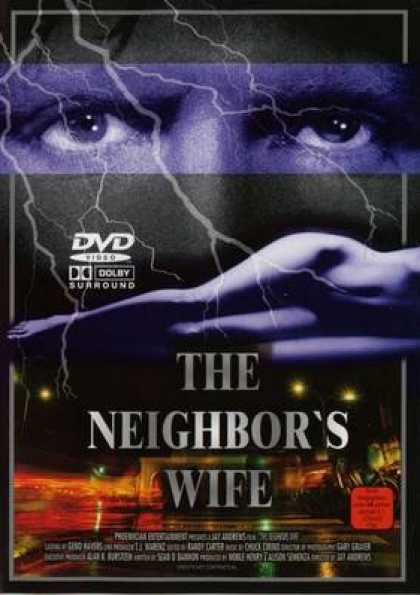 German DVDs - The Neighbor's Wife