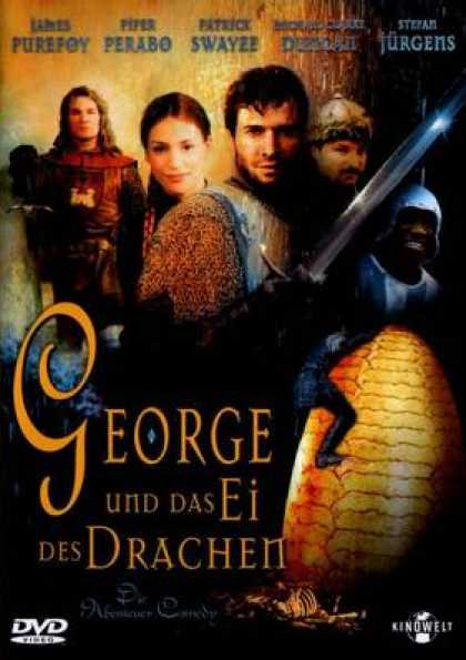 German DVDs - George And The Dragon