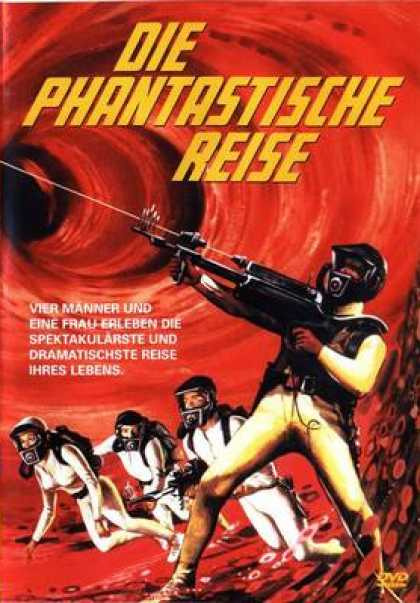 German DVDs - Fantastic Voyage