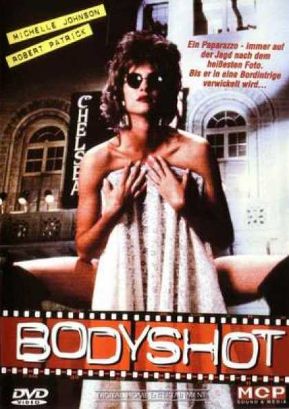 German DVDs - Bodyshot
