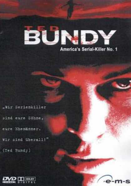 German DVDs - Ted Bundy