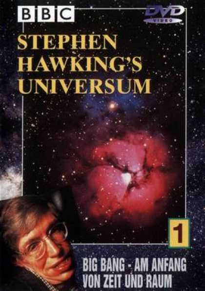 German DVDs - BBC - Steven Hawking's Universum Vol 01