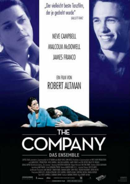 German DVDs - The Company
