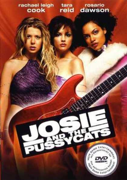 German DVDs - Josie And The Pussycats