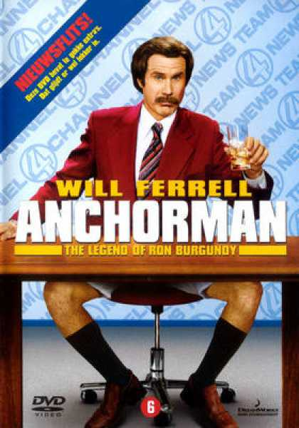 German DVDs - Anchorman