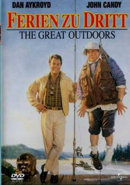 German DVDs - The Great Outdoors