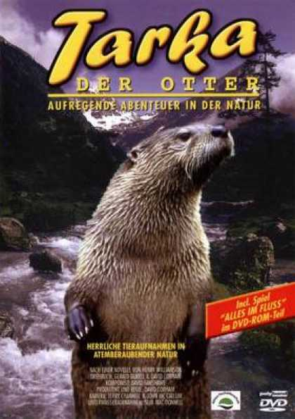 German DVDs - Tarka Der Otter