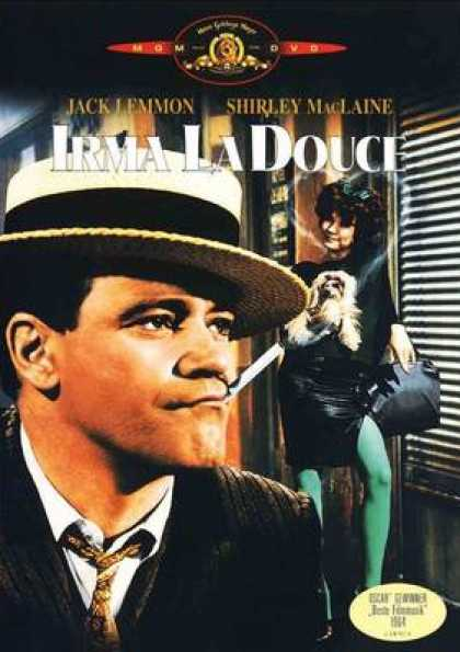 German DVDs - Irma La Douce