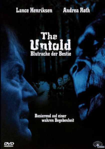 German DVDs - The Untold