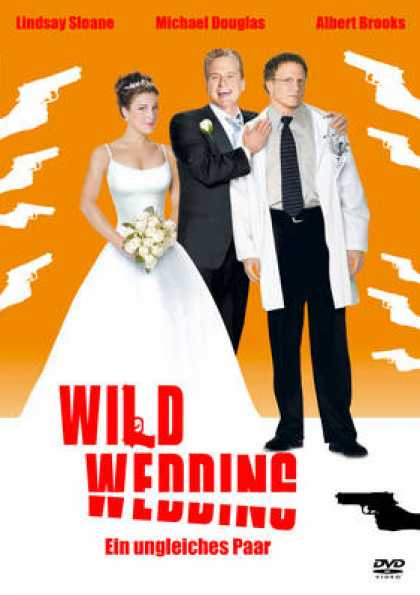 German DVDs - Wild Wedding