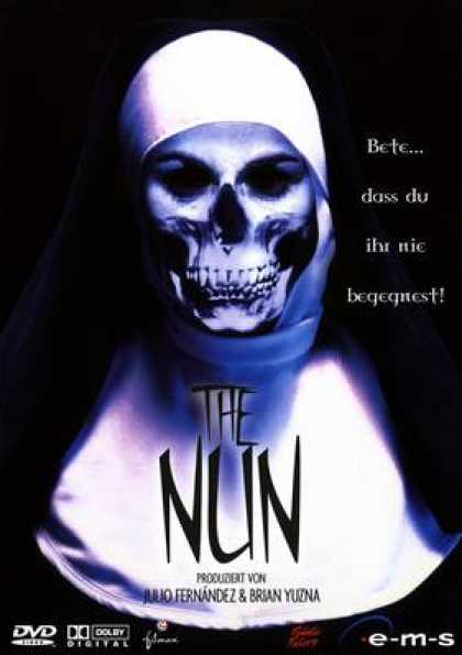 German DVDs - The Nun