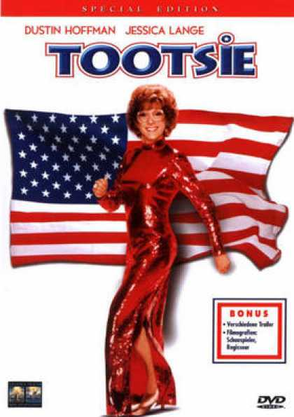 German DVDs - Tootsie