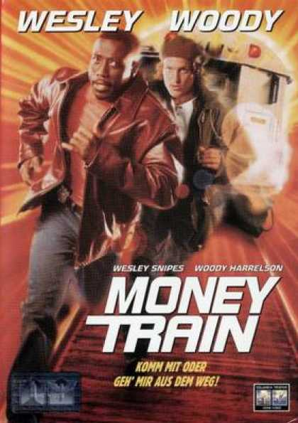 German DVDs - Money Train