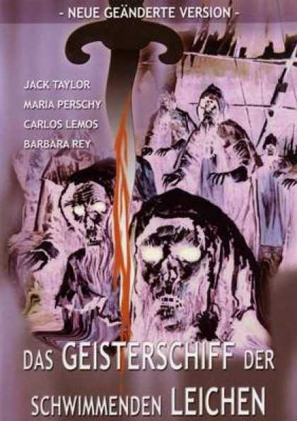 German DVDs - The Ghost Galleon
