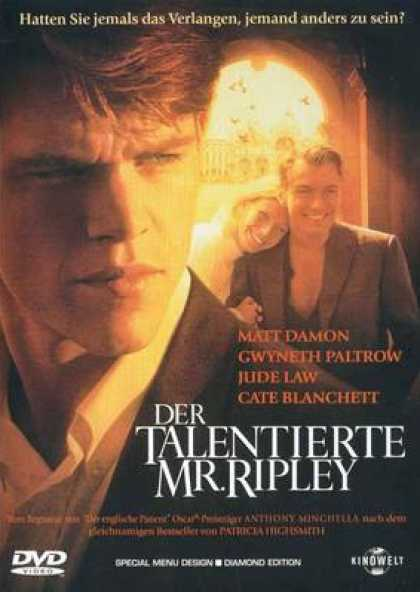 German DVDs - Der Talentierte Mr. Ripley