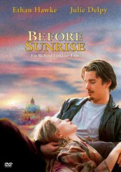 German DVDs - Before Sunrise