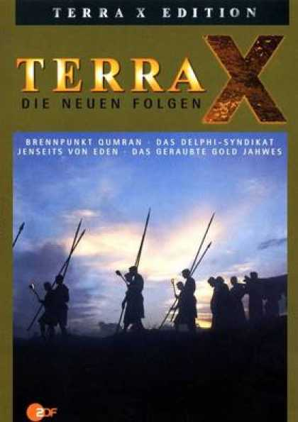 German DVDs - Terra X