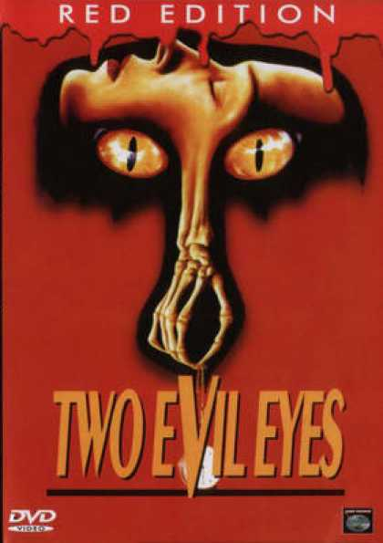 German DVDs - Two Evil Eyes