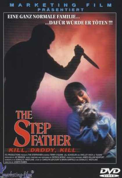 German DVDs - Stepfather 1