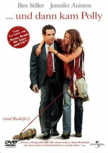 German DVDs - Along Came Polly