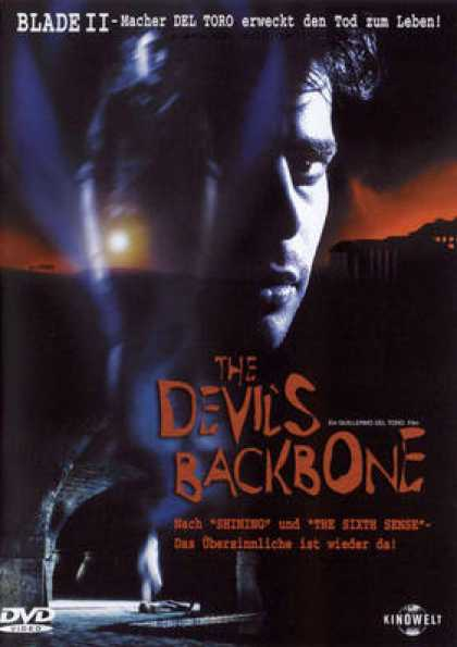 German DVDs - The Devils Backbone