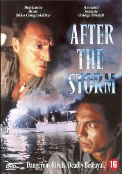 German DVDs - After The Storm