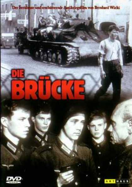 German DVDs - Die Bruecke