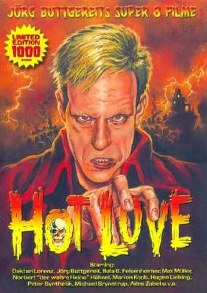 German DVDs - Hot Love Limited