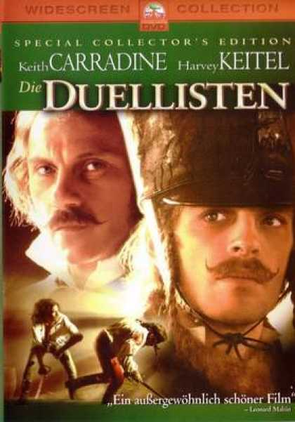 German DVDs - The Duellists