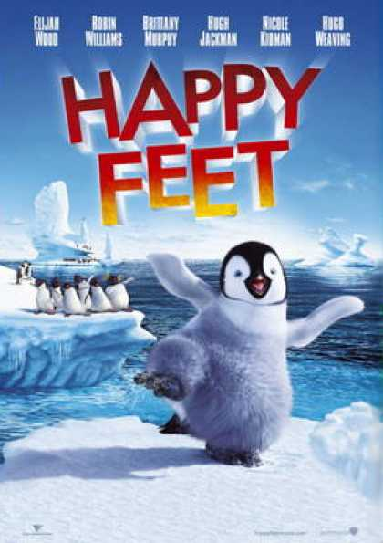 German DVDs - Happy Feet