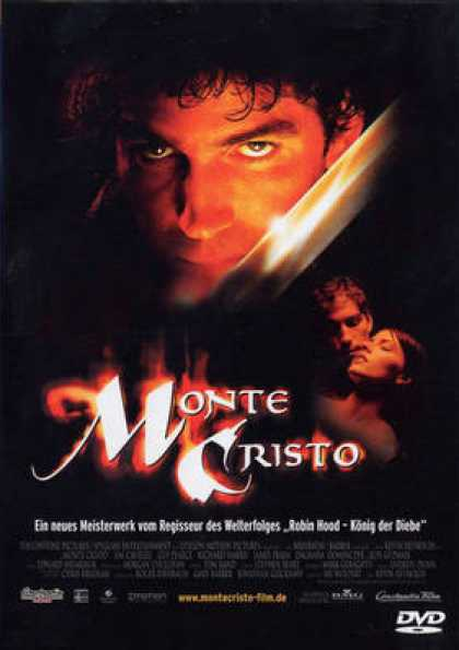 German DVDs - The Count Of Monte Cristo