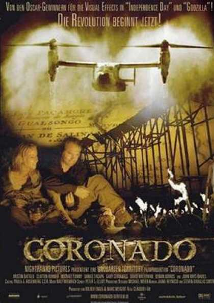 German DVDs - Coronado