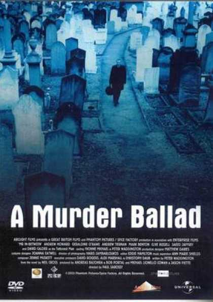 German DVDs - A Murder Ballad
